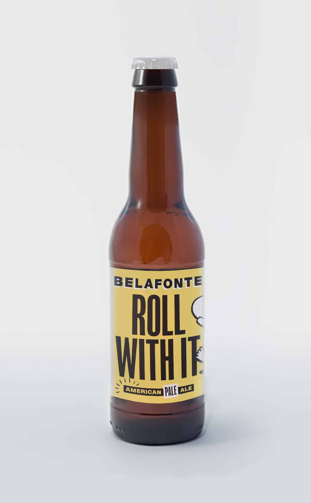 Bière Artisanale Belafonte Brewing Co - Roll With It