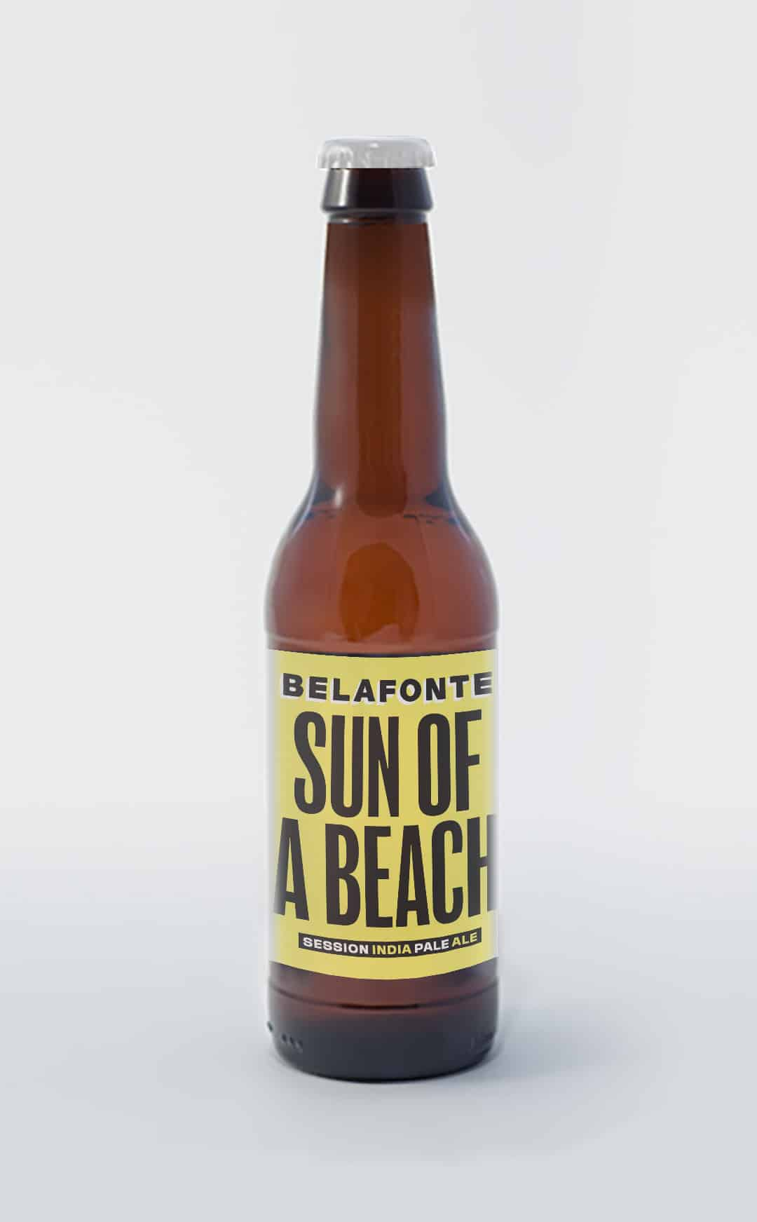 Bière Artisanale Belafonte Brewing Co - Sun Of A Beach