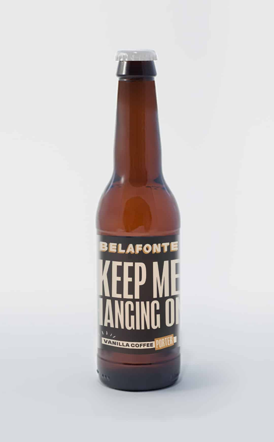 Bière Artisanale Belafonte Brewing Co - Keep Me Hanging On