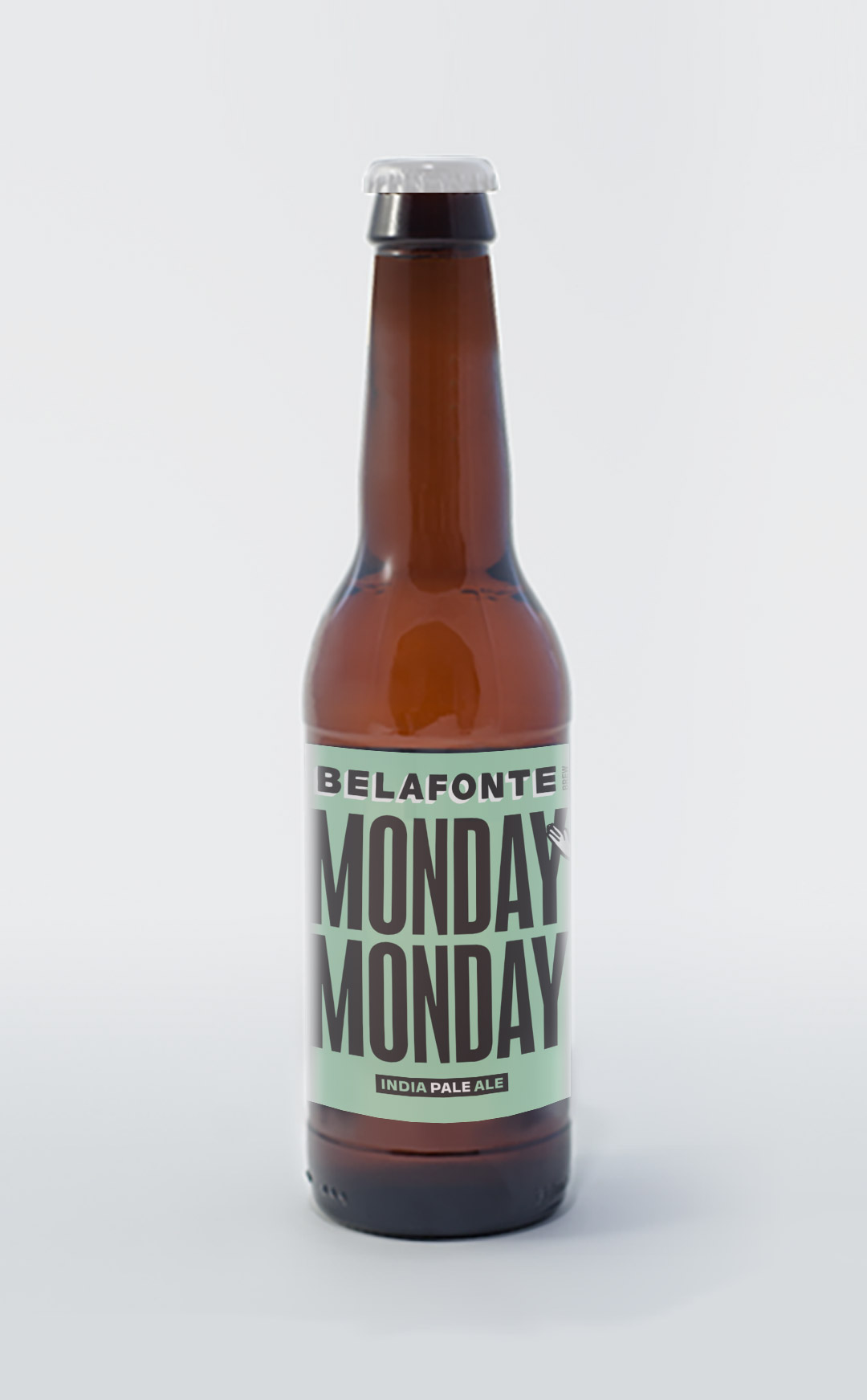 Bière Artisanale Belafonte Brewing Co - Monday Monday