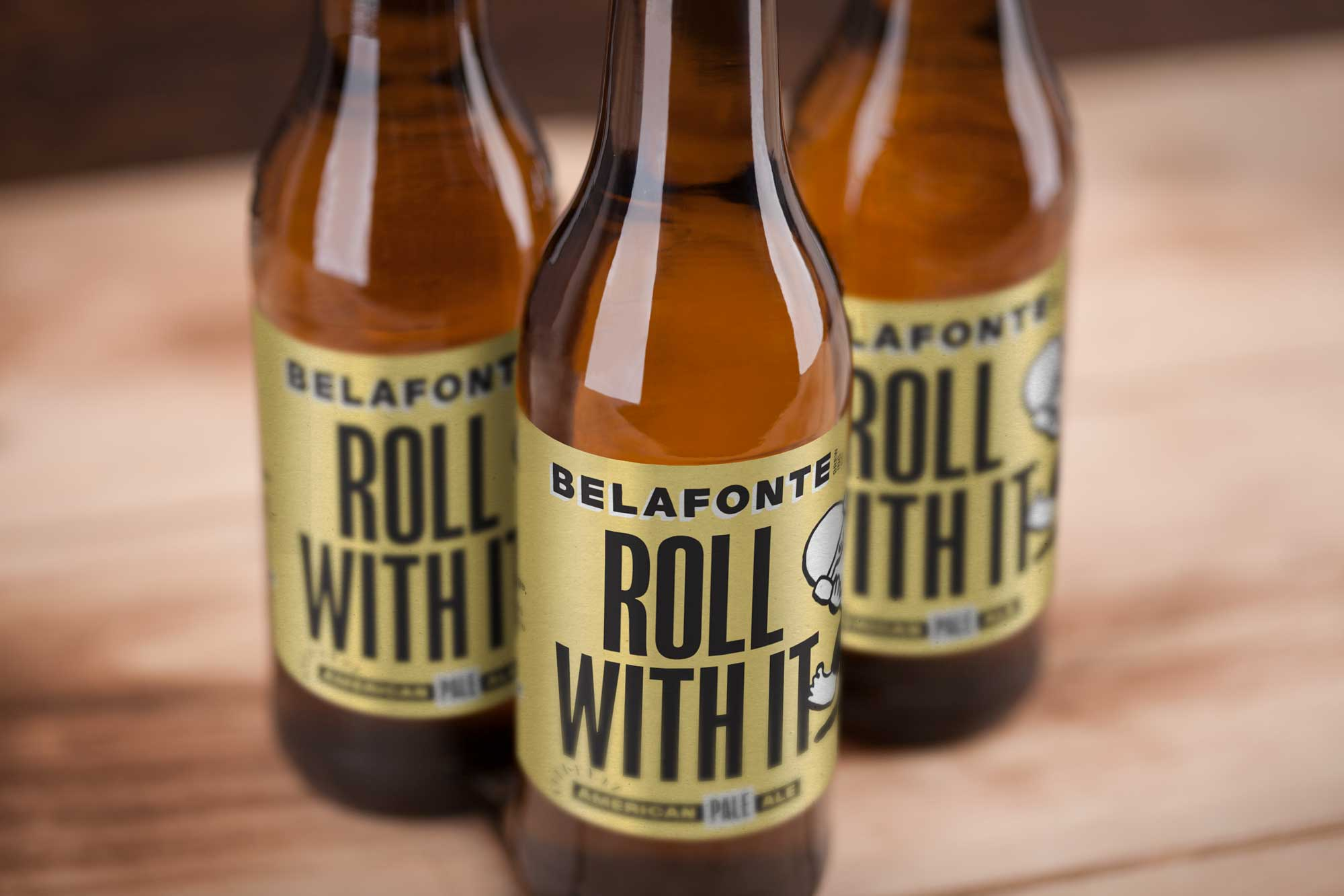 Belafonte Brewing Bière Artisanale Roll With It American Pale Ale